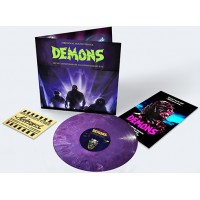 CLAUDIO SIMONETTI – DEMONS [1] THE SOUNDTRACK REMIXED LP