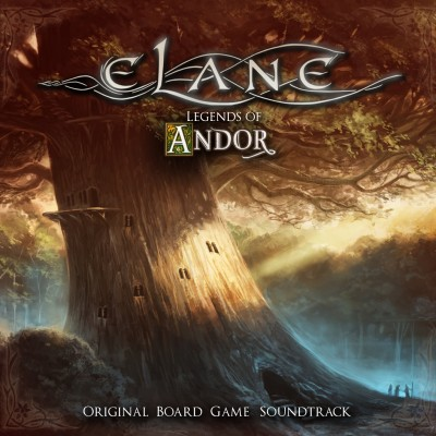 ELANE - LEGENDS OF ANDOR CD