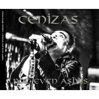 CENIZAS - NOT EVEN ASHES DIGICD