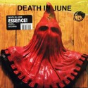 DEATH IN JUNE - ESSENCE [LIMITED] LP