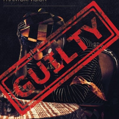 PHANTOM VISION - GUILTY CD