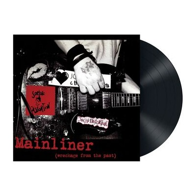 SOCIAL DISTORTION - MAINLINER (WRECKAGE FROM THE PAST) LP