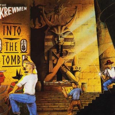 KREWMEN - INTO THE TOMB LP
