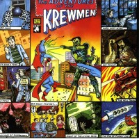 KREWMEN - ADVENTURES LP