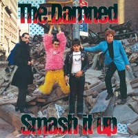 """THE DAMNED - SMASH IT UP [LIMITED] 7"""""""