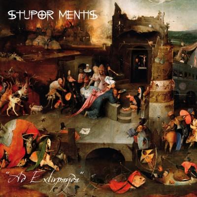 STUPOR MENTIS - AD EXTIRPANDA DIGICD