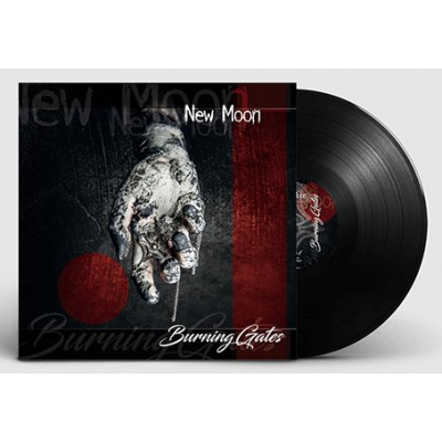 BURNING GATES - NEW MOON [LIMITED] LP