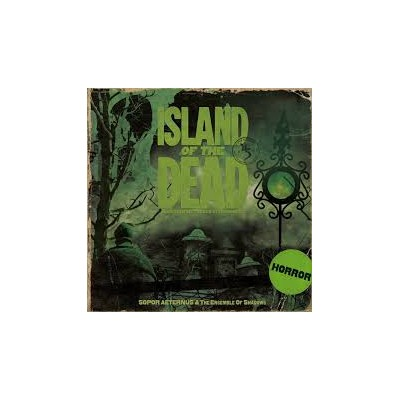 SOPOR AETERNUS & THE ENSEMBLE OF SHADOWS - ISLAND OF THE DEAD CD