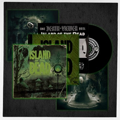 SOPOR AETERNUS & THE ENSEMBLE OF SHADOWS - ISLAND OF THE DEAD [LIMITED GATEFOLD] CD apocalyptic vision