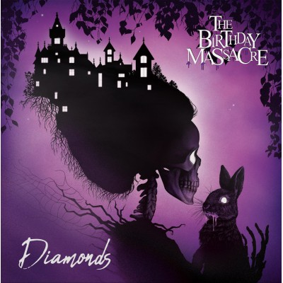 THE BIRTHDAY MASSACRE - DIAMONDS [LIMITED PURPLE] LP metropolis