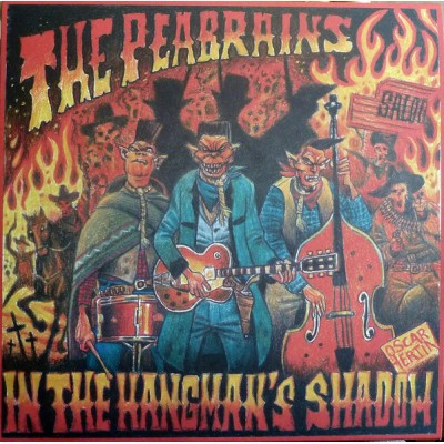 PEABRAINS - IN THE HANGMAN´S SHADOW