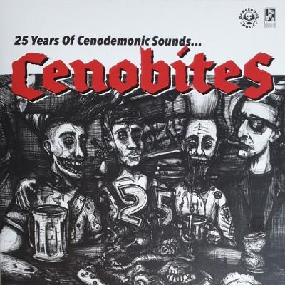 CENOBITES - 25 YEARS OF CENODEMONIC SOUNDS... LP