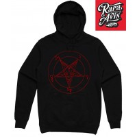 BAPHOMET - RED LOGO