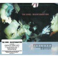 THE CURE - DISINTEGRATION DIGI3CD