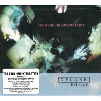 THE CURE - DISINTEGRATION DIGI3CD