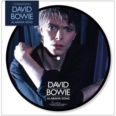 DAVID BOWIE - ALABAMA SONG [LIMITED] 7""