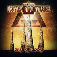 INTENT:OUTTAKE - DAYS OF DOOM [2ND EDITION] CD