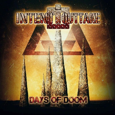 INTENT:OUTTAKE - DAYS OF DOOM [LIMITED] DIGICD