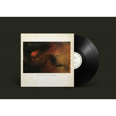 COCTEAU TWINS - VICTORIALAND LP 4AD