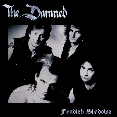 THE DAMNED - FIENDISH SHADOWS DIGICD cleopatra