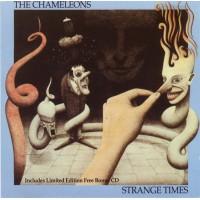 THE CHAMELEONS - STRANGE TIMES 2CD