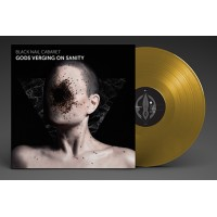 BLACK NAIL CABARET - GODS VERGING ON SANITY [LIMITED GOLD] LP