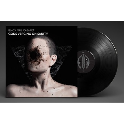 BLACK NAIL CABARET - GODS VERGING ON SANITY [LIMITED] LP