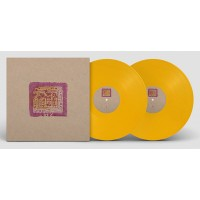 CURRENT 93 - SLEEP HAS HIS HOUSE [YELLOW] 2LP house of mythology