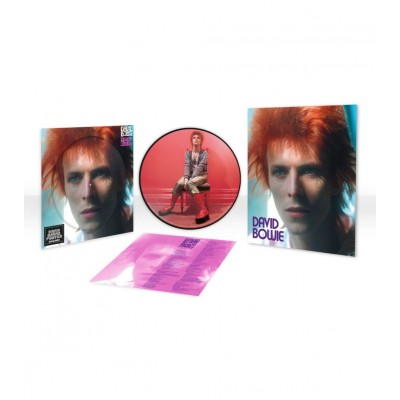 DAVID BOWIE - SPACE ODDITY [LIMITED] LP