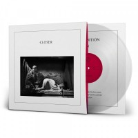 JOY DIVISION - CLOSER [LIMITED CRYSTAL CLEAR] LP