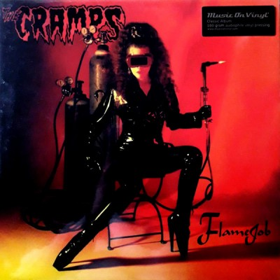 THE CRAMPS - FLAMEJOB [LIMITED] LP