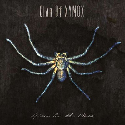CLAN OF XYMOX - SPIDER ON THE WALL CD