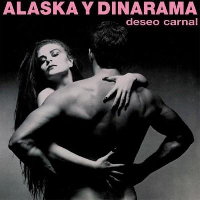 ALASKA Y DINARAMA - DESEO CARNAL LP + CD