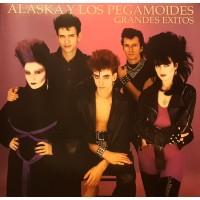 ALASKA Y LOS PEGAMOIDES - GRANDES ÉXITOS LP