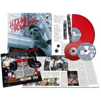 LOQUILLO Y TROGLODITAS - EL RITMO DEL GARAGE [LIMITED RED] LP + CD + DVD
