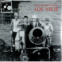 LOS NIKIS - LA HORMIGONERA ASESINA [LIMITED] LP + CD