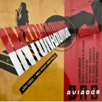 "AVIADOR DRO - INTONARUMORE [LIMITED] 10"" warner spain"