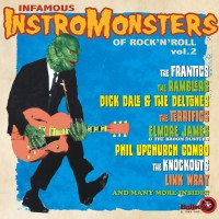 V/A - INFAMOUS INSTROMONSTERS OF ROCK´N´ROLL VOL. 2 LP