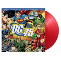 V/A - THE MUSIC OF DC COMICS - 75TH ANNIVERSARY COLLECTION [LIMITED] LP