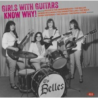 V/A - GIRLS WITH GUITARS KNOW WHY! [LIMITED] LP