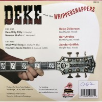 DEKE DICKERSON & THE WHIPPERSNAPPERS - DEKE DICKERSON & THE WHIPPERSNAPPERS [LIMITED] 7""
