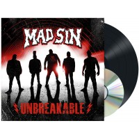MAD SIN - UNBREAKABLE [LIMITED] LP+CD century media