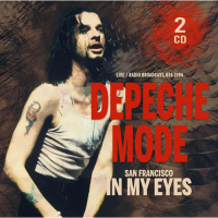 DEPECHE MODE - SAN FRANCISCO IN MY EYES [LIMITED] 2 CD