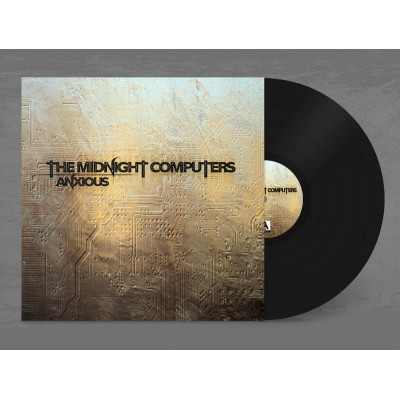 THE MIDNIGHT COMPUTERS – ANXIOUS [LIMITED] DIGICD