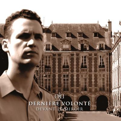 DERNIÈRE VOLONTÉ - DEVANT LE MIROIR [LIMITED BLACK] LP Hauruck!