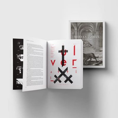 TORE ENGELSEN ESPEDAL / ULVER - WOLVES EVOLVE: THE ULVER STORY BOOK