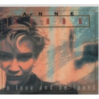 ANNE CLARK - TO LOVE AND TO BE LOVED DIGICD