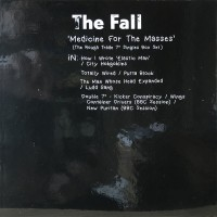 "THE FALL - MEDICINE FOR THE MASSES [THE ROUGH TRADE 7"" SINGLES] BOX SET"