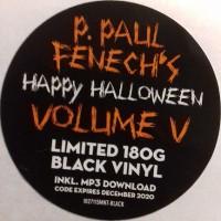 P. PAUL FENECH - HAPPY HALLOWEEN V [LIMITED] LP