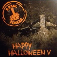 P. PAUL FENECH - HAPPY HALLOWEEN V [LIMITED] LP